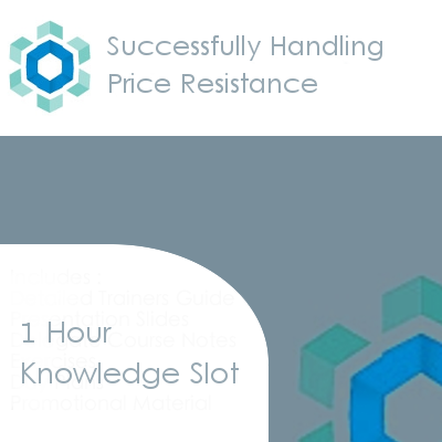 Successfully Handling Price Resistance